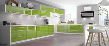 Кухонные шкафы навесные открытые или закрытые?